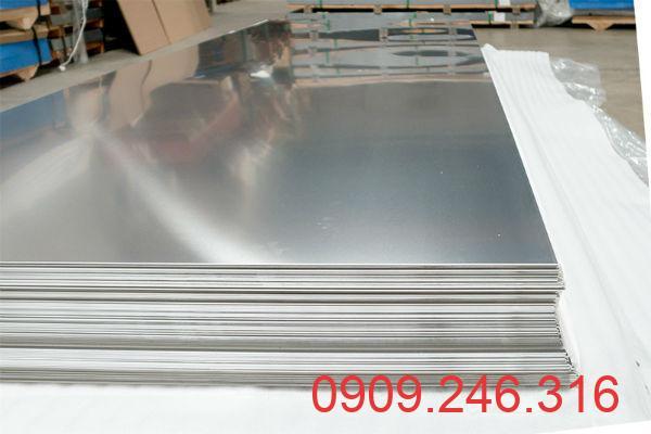 Tấm inox 301 dày 0.4 mm