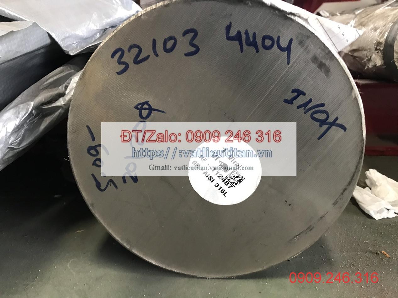 Láp inox 316 phi 114.3