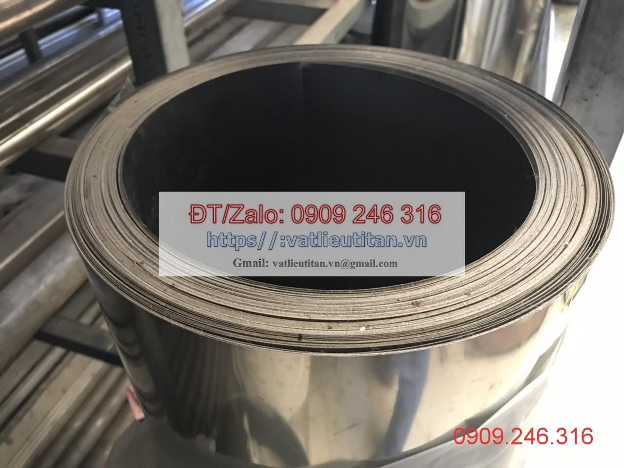 Tấm inox 301 dày 0.6 mm